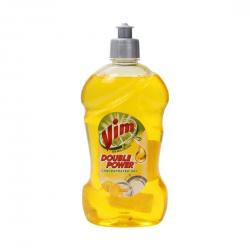 Vim Dishwash Liquid Yellow 500ml - (UL-302)