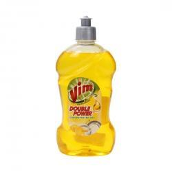 Vim Dishwash Liquid Yellow 500ml - (UL-302)