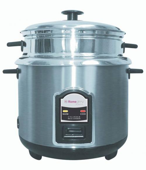 Homeglory Drum Model Shine Ricecooker 2.2 Ltr (HG-RC202 SS )