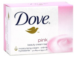 Dove Pink Skin Cleansing Soap-100 gm - (UL-204)