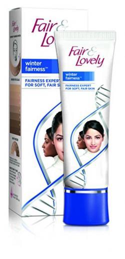 Fair & Lovely Winter Fairness 25gm Face Cream - (UL-292)