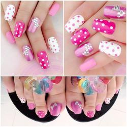 Manicure and Pedicure Service - (OF-016)