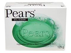 Pears Oil Control Skin Cleansing Soap-125gm - (UL-206)