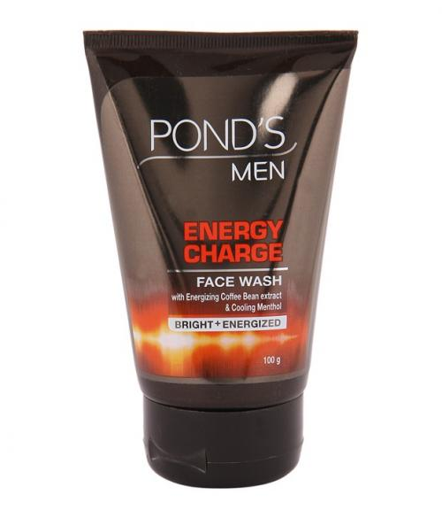 Ponds Energy Charge 100gm Face Wash for Men - (UL-268)