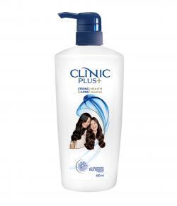 Clinic Plus Strong & Long Shampoo - 650ml - (UL-042)