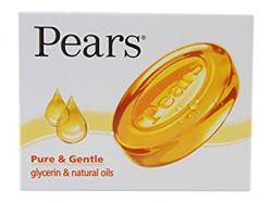 Pears Amber Skin Cleansing Soap-75gm - (UL-208)