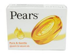 Pears Amber Skin Cleansing Soap-125gm - (UL-209)