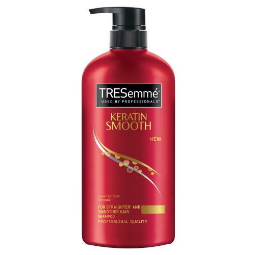 Tresemme Keratin Smooth Shampoo 580ml - (UL-070)
