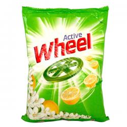 Wheel Lemon & Jasmine Green Washing Powder 1Kg - (UL-012)