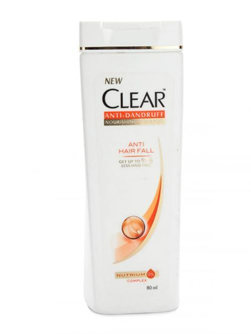 Clear Anti Hair Fall Shampoo 170ml - (UL-017)