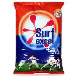 Surf Excel Quick Wash Detergent Powder 500 gm - (UL-004)