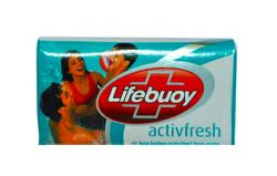 Lifebuoy Activefresh 85gm Soap - (UL-327)