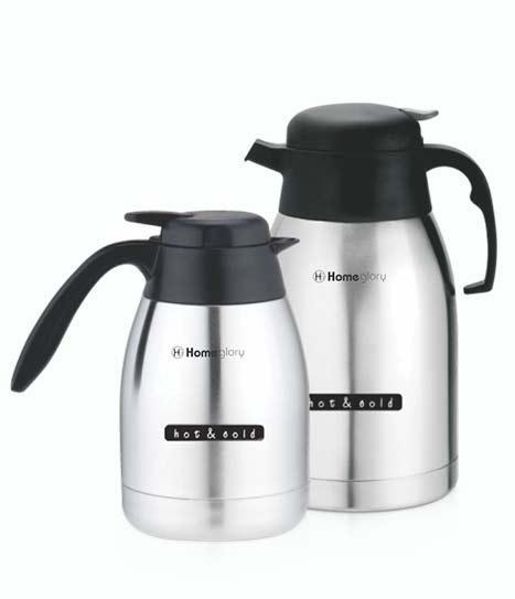 Homeglory Coffee Pot 2000ml - (HG-CP2000B)