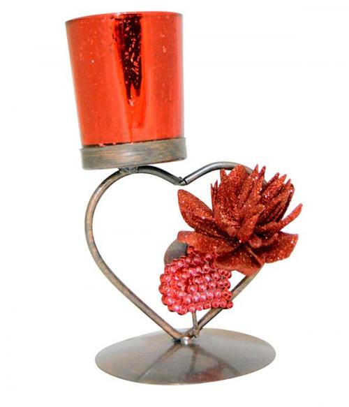 Single Candle Holder - (ARCH-063)