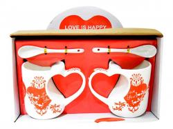 Ceramic Couple Mug - (ARCH-064)