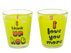 Couple Shot Glasses - (ARCH-065)