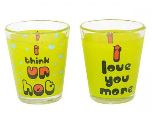 Couple Shot Glasses - (ARCH-065)