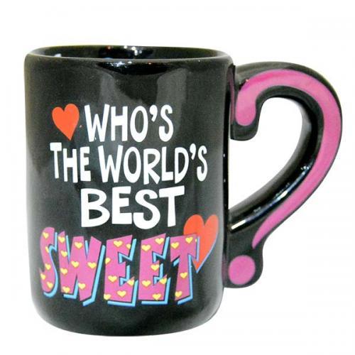 Ceramic Coffee Mug - (ARCH-066a)