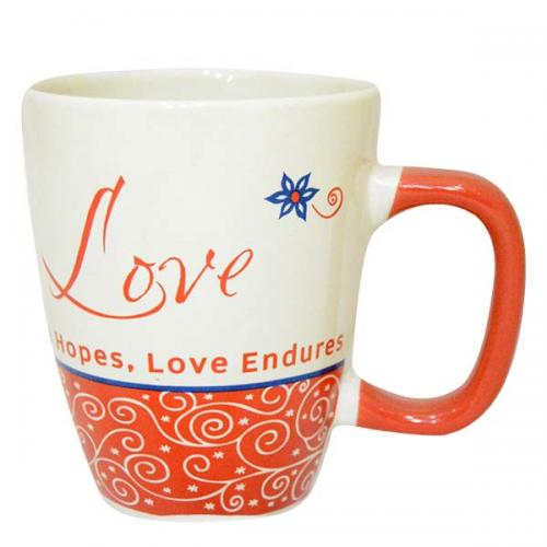 Love Coffee Mug-Ceramic - (ARCH-067)