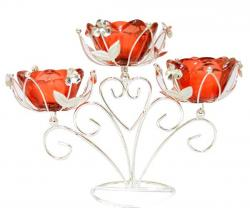 Triple Candle Holder - (ARCH-068)