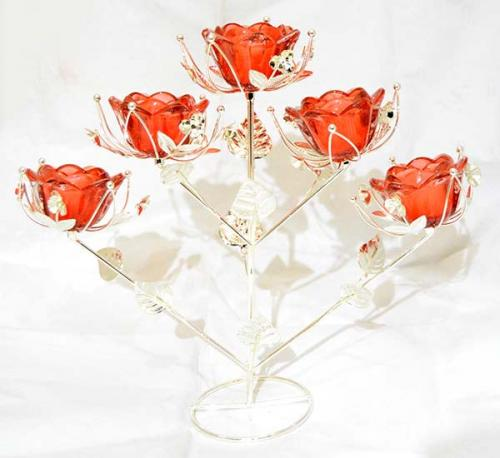 5 Candle Holder - (ARCH-069)