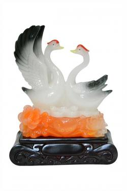 Love Birds Showpiece-Small - (ARCH-073)