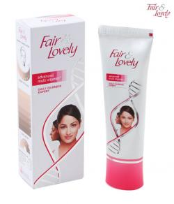 Fair & Lovely Multi Vitamin Face Cream 50gm - (UL-296)