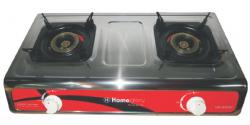 Homeglory 2 Burner S.S Gas Stove - (HG-GS501)