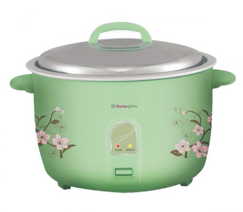 Homeglory Drum Model Pearl Ricecooker - (HG-RC 708)