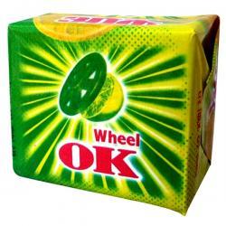 Wheel OK Detergent Bar 150gm - (UL-016)