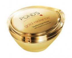 Ponds Radiance Youthful Night Cream 50gm - (UL-277)