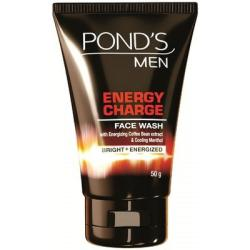 Pond's Men Energy Charge Face Wash Bright & Energized 100gm - (UL-273)