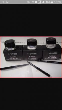 Mac gel eye liner