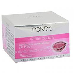 Ponds White Beauty Daily Spot-less Lightening Cream SPF 15 PA++ 35gm - (UL-275)