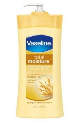 Vaseline Total Moisture Body Lotion 300ml - (UL-254)