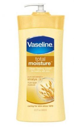 Vaseline Total Moisture Body Lotion 100ml - (UL-255)