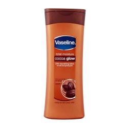 Vaseline Total Moisture Cocoa Glow Body Lotion 300ml - (UL-256)