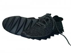 Black Addidas Shoes For Men - (SB-185)
