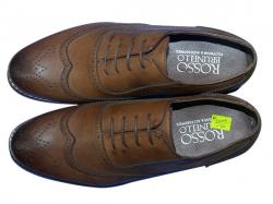 Brown Oxford Shoes For Men - (SB-195)