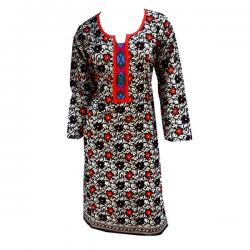 Floral Designer Kurti For Ladies - (SB-183)