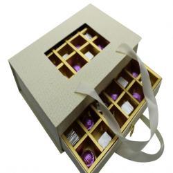 Double Decor Chocolate - 48 pcs - (TCG-030)