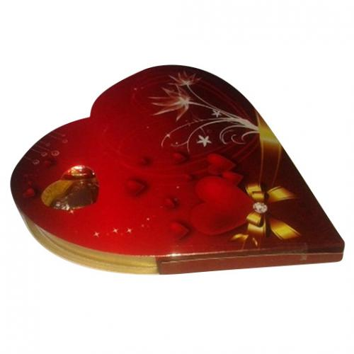 Heart Chocolate - 11 pcs - (TCG-042)