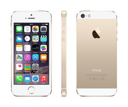 Apple Iphone 5s Gold 16gb (factory Unlocked)