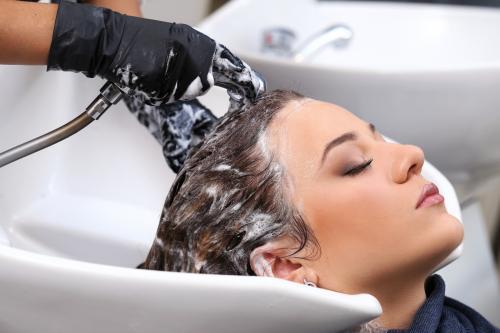 Advanced Hair Treatment for Dry & Damaged Hair - (OF-044)