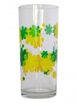Printed Juice Glass- 6 pcs - (TP-644)