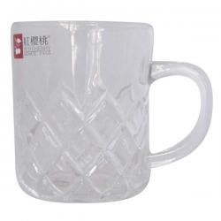 Tea Glass With Holder - 6 pcs - (TP-661)