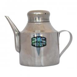 Steel Oil Can - (TP-686)
