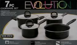 Evolution Cookware Set - (TP-705)