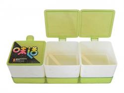 Masala Container - 3 Boxes - (TP-706)