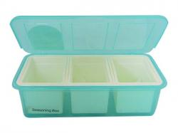 Seasoning Box with 9 Container - (TP-708)